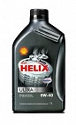 МАСЛО SHELL HELIX ULTRA 0W40 (1 Л)