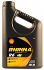 МАСЛО SHELL RIMULA R6 ME 5W30 (4 Л)
