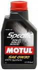 МАСЛО MOTUL SPECIFIC 0W30 VW 506.01/506.00/503.00 (1 Л)