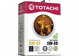 МАСЛО TOTACHI ECO GASOLINE 5W30 П/СИНТ. (4 Л)